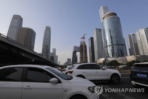 중국의 올해 2분기 성장률이 통계를 작성한 1992년 이래 최저 수준인 6.2%를 기록했다. [사진= EPA/연합뉴스]