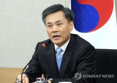 김승호 산업부 신통상질서전략실장. [사진= 연합뉴스]